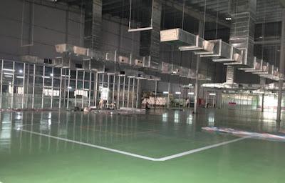 Lắp đặt hệ thống làm mát nhà xưởng