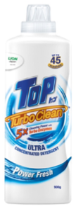 top, #TOPcerahikehidupan, top CSR campaign, TOP TurboClean Ultra Concentrated Detergent