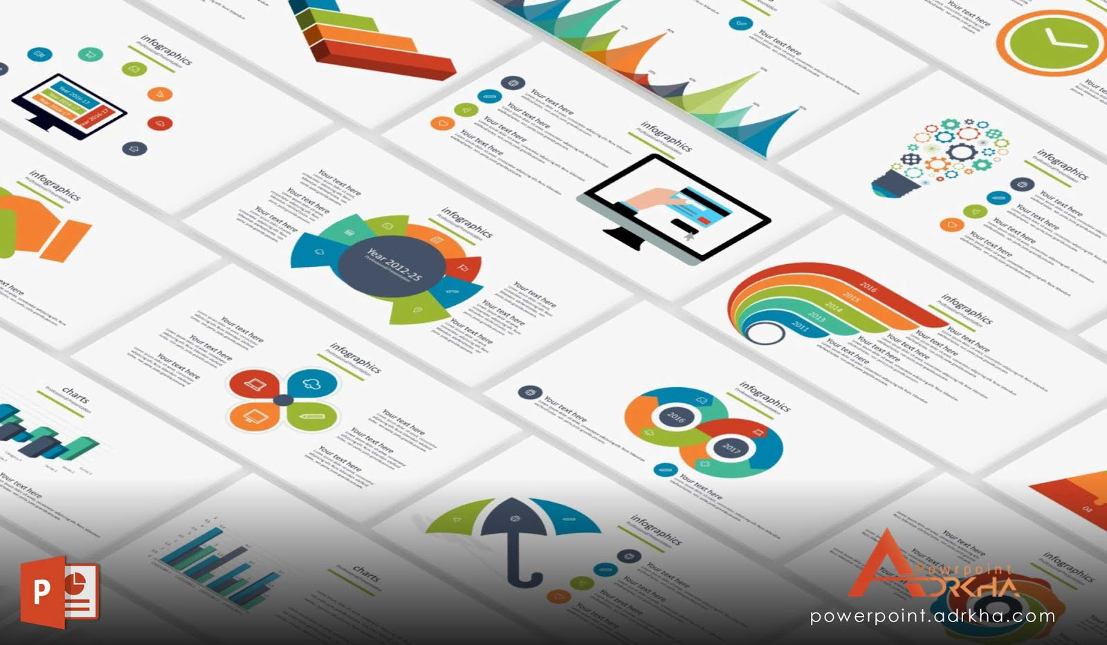 free infographic powerpoint presentation