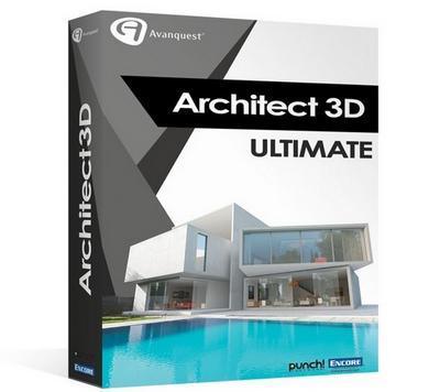 AVANQUEST ARCHITECT 3D