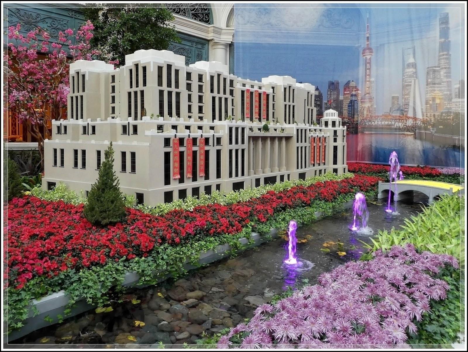 Ken 39 S Photo Gallery Bellagio S Botanical Garden Chinese New Year Exhibit
