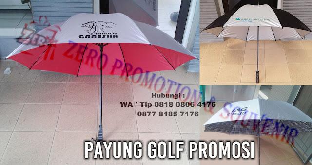 Jual Payung Promosi, Payung Golf harga murah