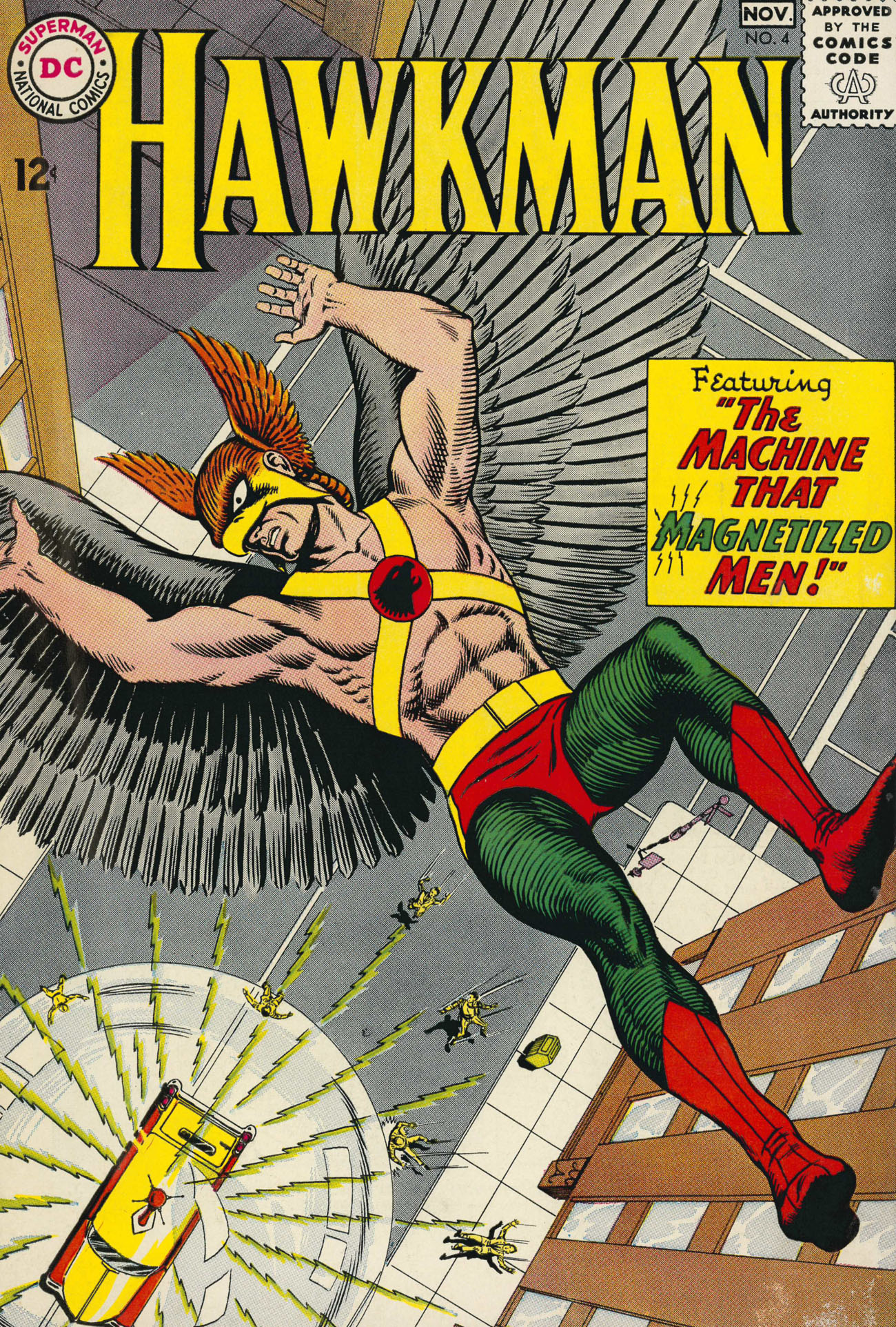 Hawkman (1964) issue 4 - Page 1