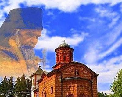Άγιος Νικολάος Βελιμίροβιτς