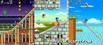 SAEPUL net: Sonic Sega All Stars Racing and Sonic Advance