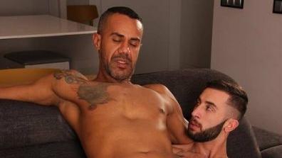 Casting Couch #363 – Alejandro Torres, Alex Gomes (Bareback)