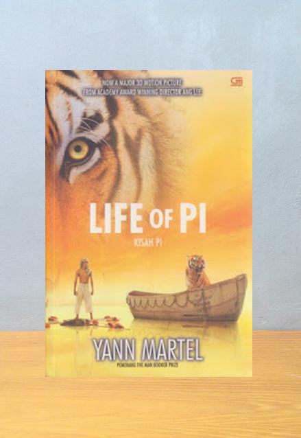 LIFE OF PI [KISAH PI], Yann Martel