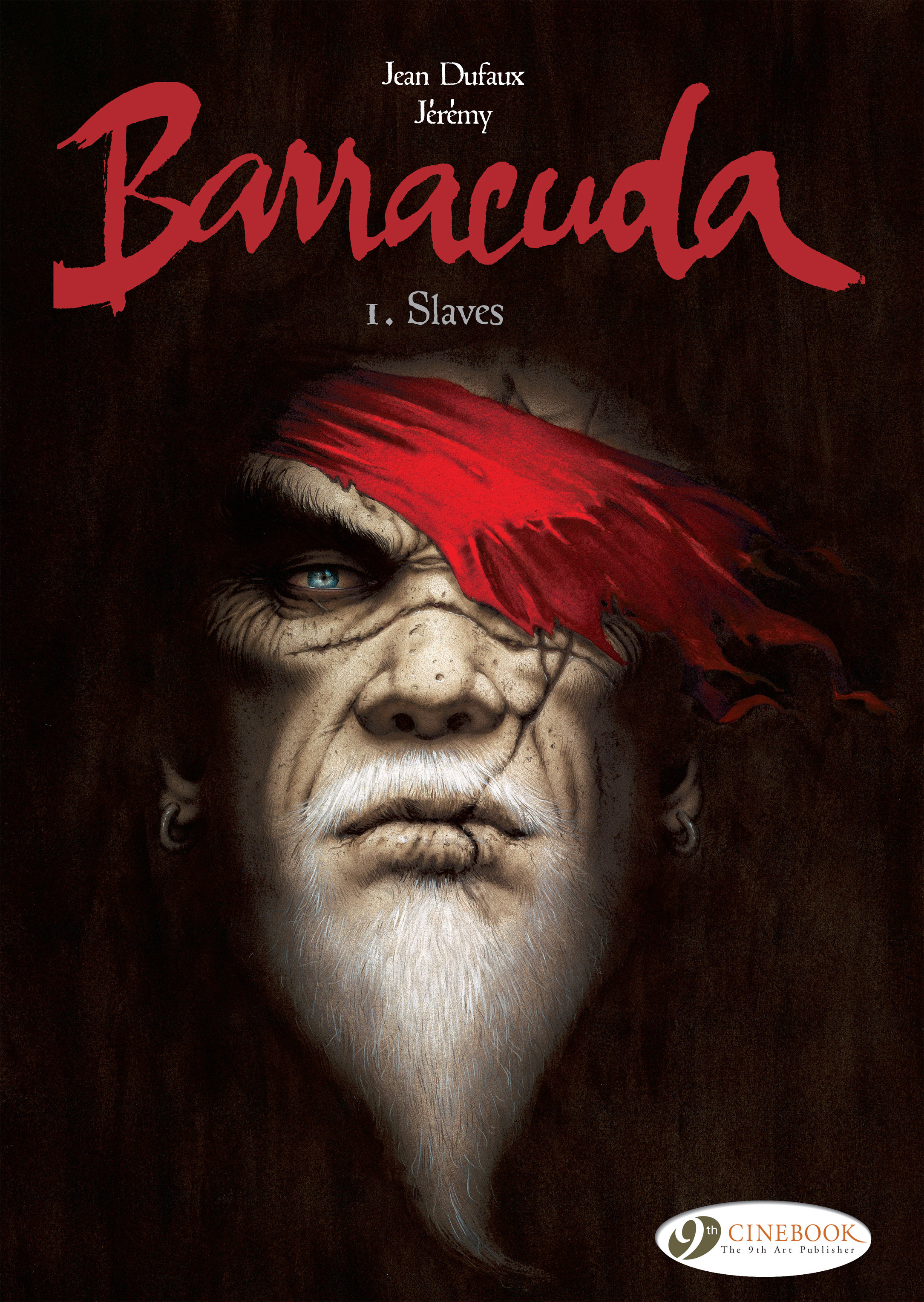 Read online Barracuda comic -  Issue #1 - 1