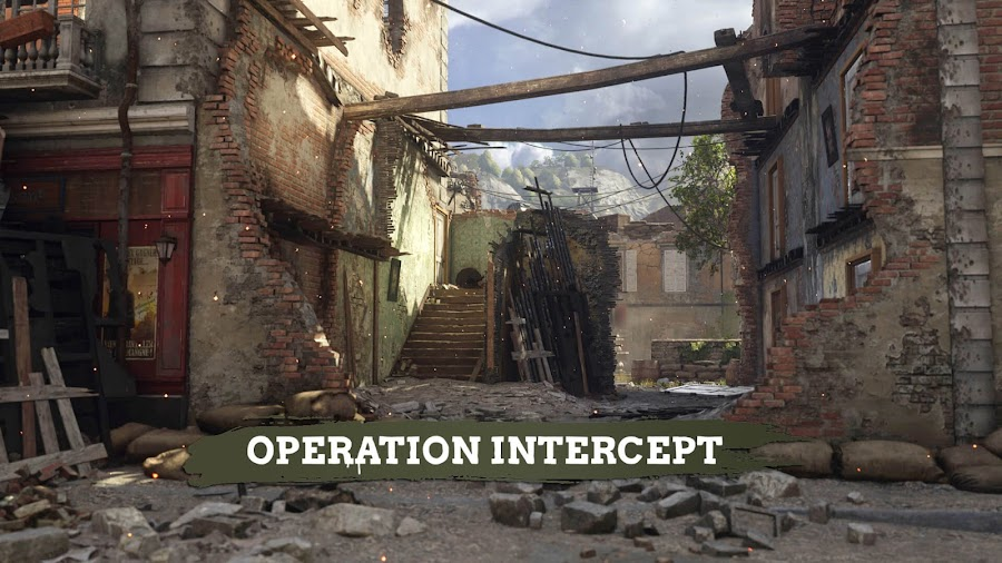 call of duty wwii the resistance operation intercept