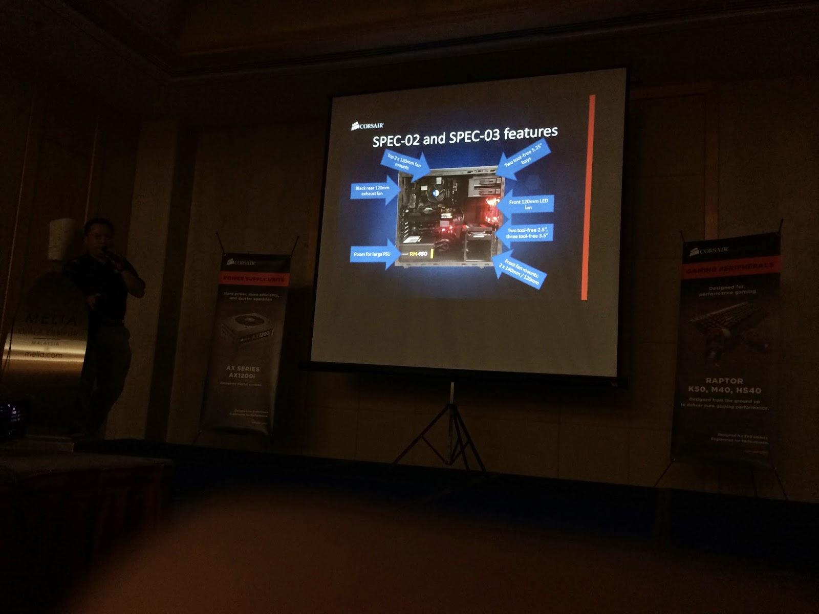 Coverage of Corsair Event @Melia Kuala Lumpur 26