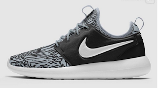 9e4ea98b8db The new Jordan shoes Forum  Nike Roshe Two can DIY creation in ...