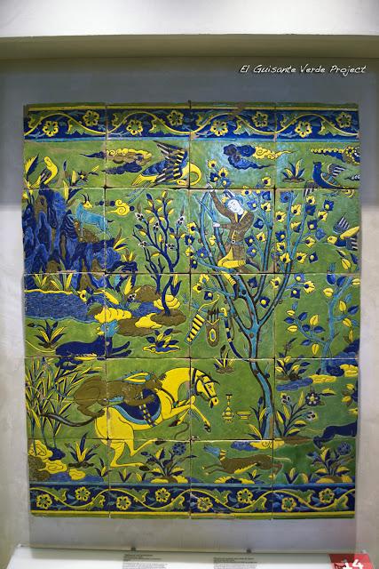 100Masters, Isfahan, Museo de Arte e Historia - Bruselas por El Guisante Verde Project