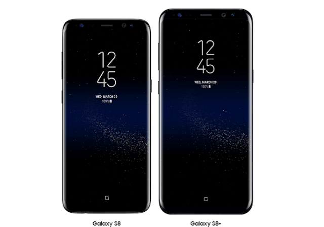 Pre-order the Samsung Galaxy S8 and S8+ Today Be the first to own Samsung's latest flagship smartphone