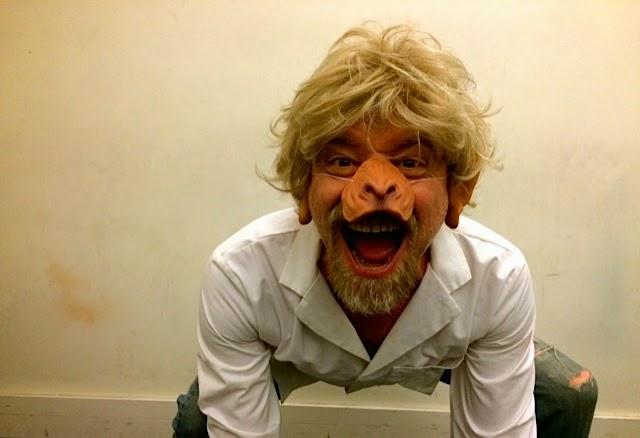 BIRTE: Magic Zoo News: Timmy the Monkey (or maybe human boy) is Curt