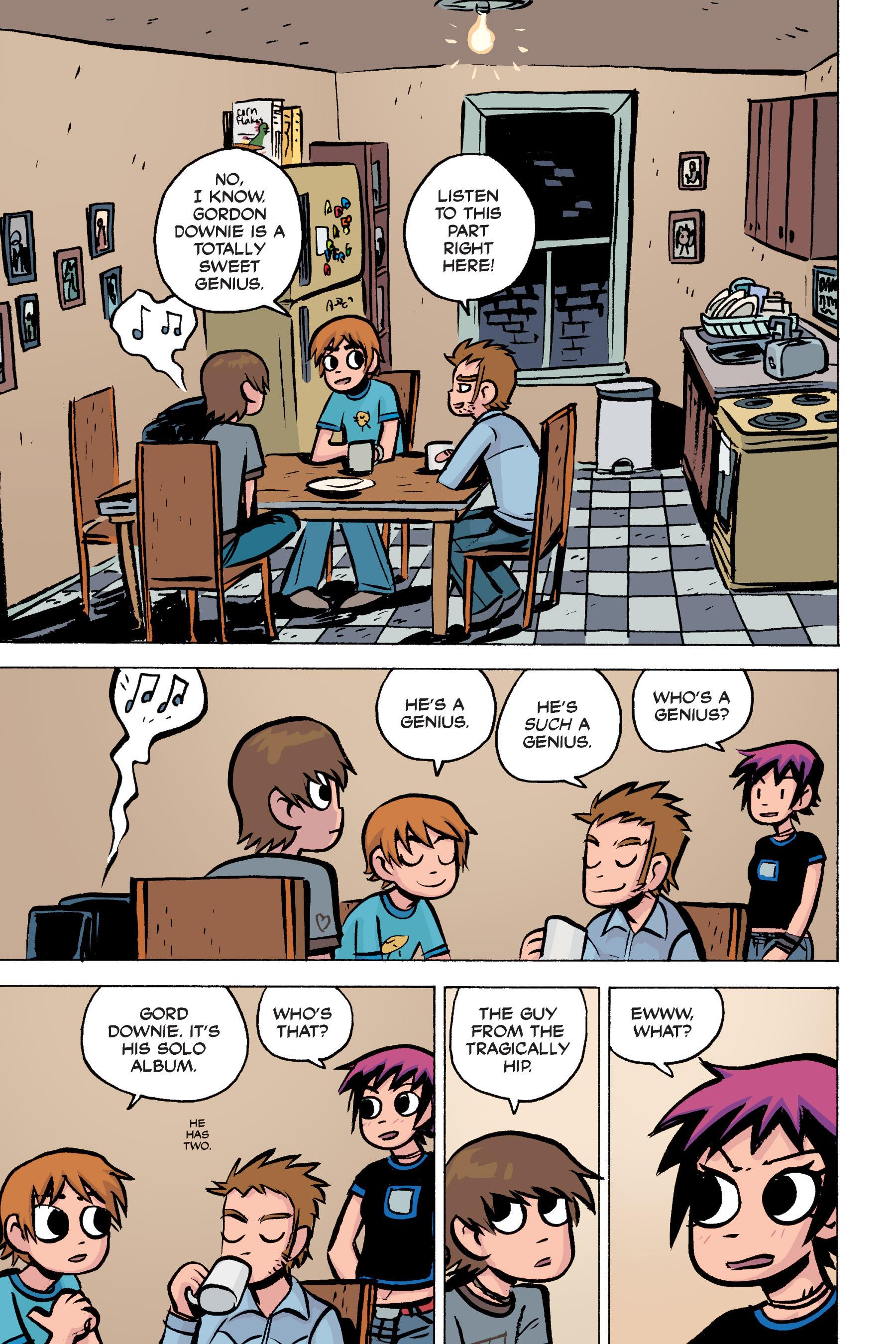 Read online Scott Pilgrim comic -  Issue #2 - 90
