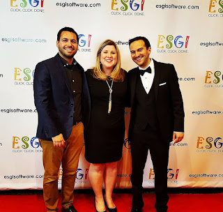 ESGI staff members