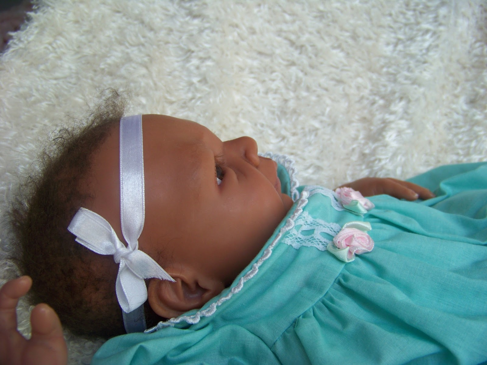 Crafty Kat More Photos Of Biracial Reborn Baby Doll Jada