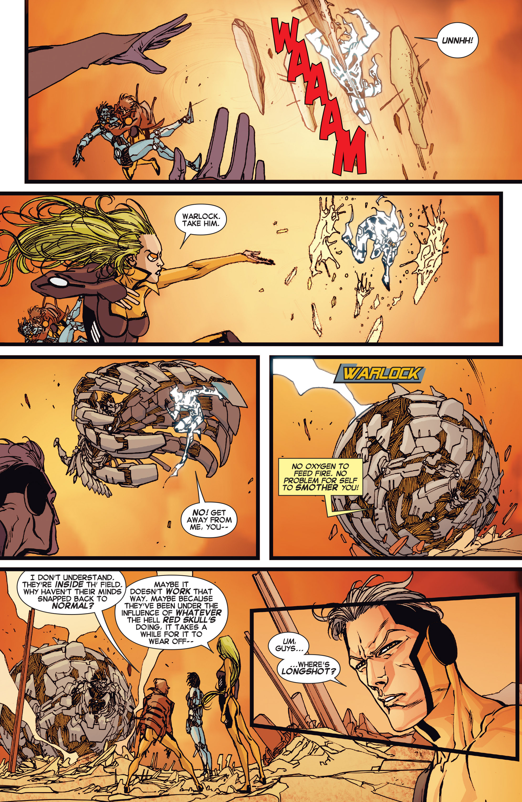 Read online All-New X-Factor comic -  Issue #17 - 7