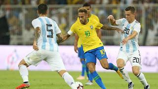 موعد مباراة البرازيل وأوروجواي الودية اليوم الجمعة 16-11-2018