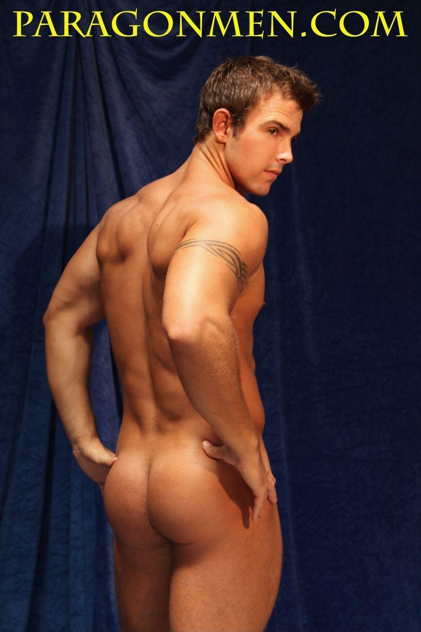 Naked Mand Hotties Model Tory George-1456