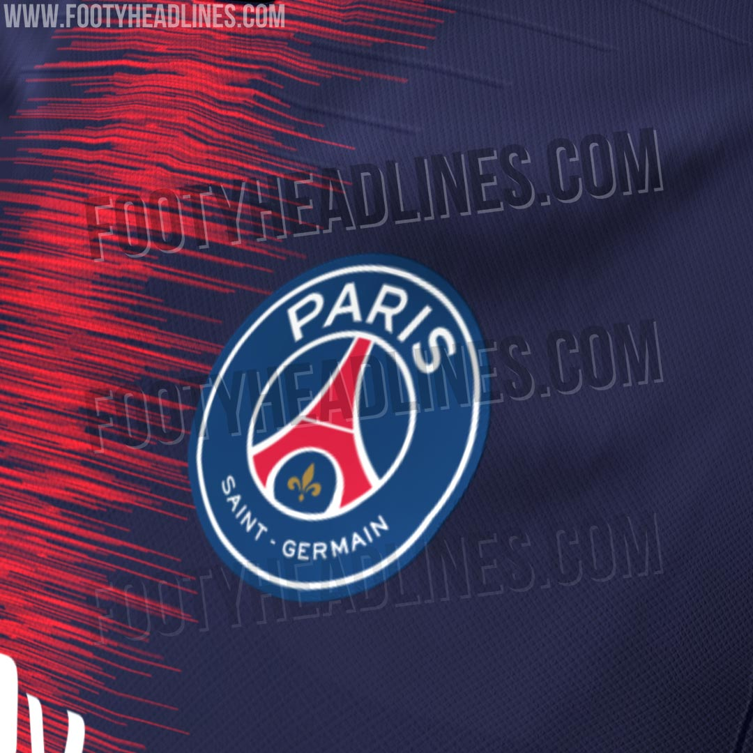 Psg: EXCLUSIVE: PSG 18-19 Home Kit Leaked