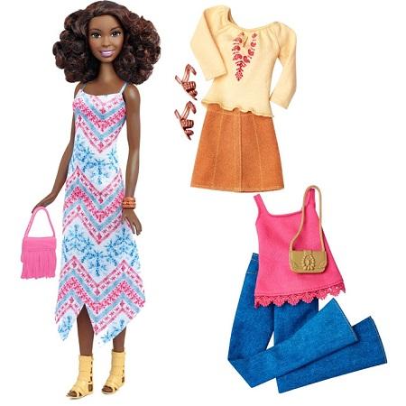 Roupas e sapatos das novas Barbie Fashionistas Coleção 2016 Barbie fashionista alta (tall)