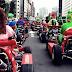 """Nintendo cria um campeonato de """"Mario Kart"""" Real em tokyo?"""