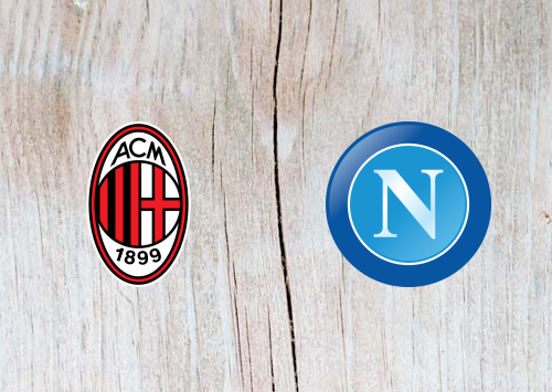AC Milan vs Napoli Full Match & Highlights 29 January 2019