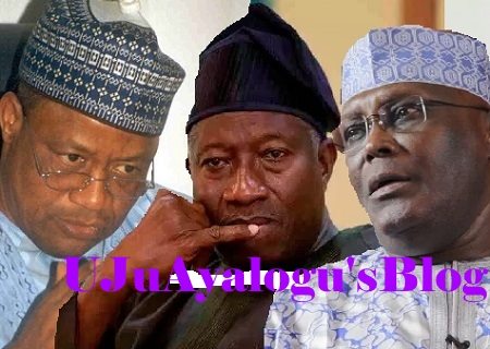 PDP Convention: Atiku, IBB, Jonathan Jittery As Governors United On 'Unity List'