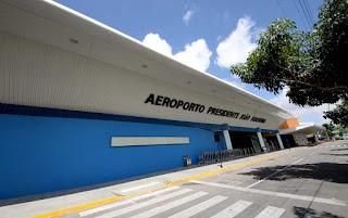 Ministério dos Transportes rejeita proposta de transferência de local do Aeroporto João Suassuna