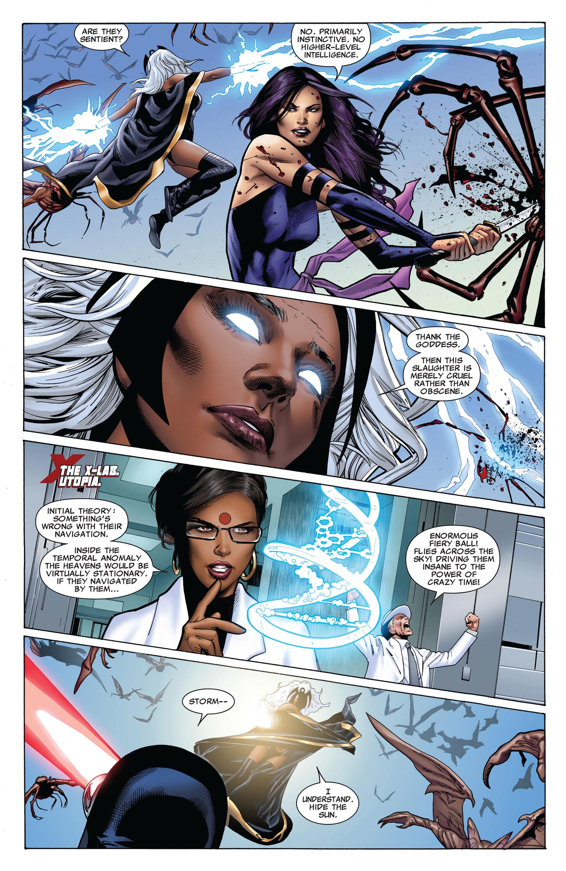 Read online Uncanny X-Men (2012) comic -  Issue #5 - 9