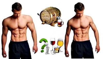 Tomar alcohol después de hacer ejercicio es malo