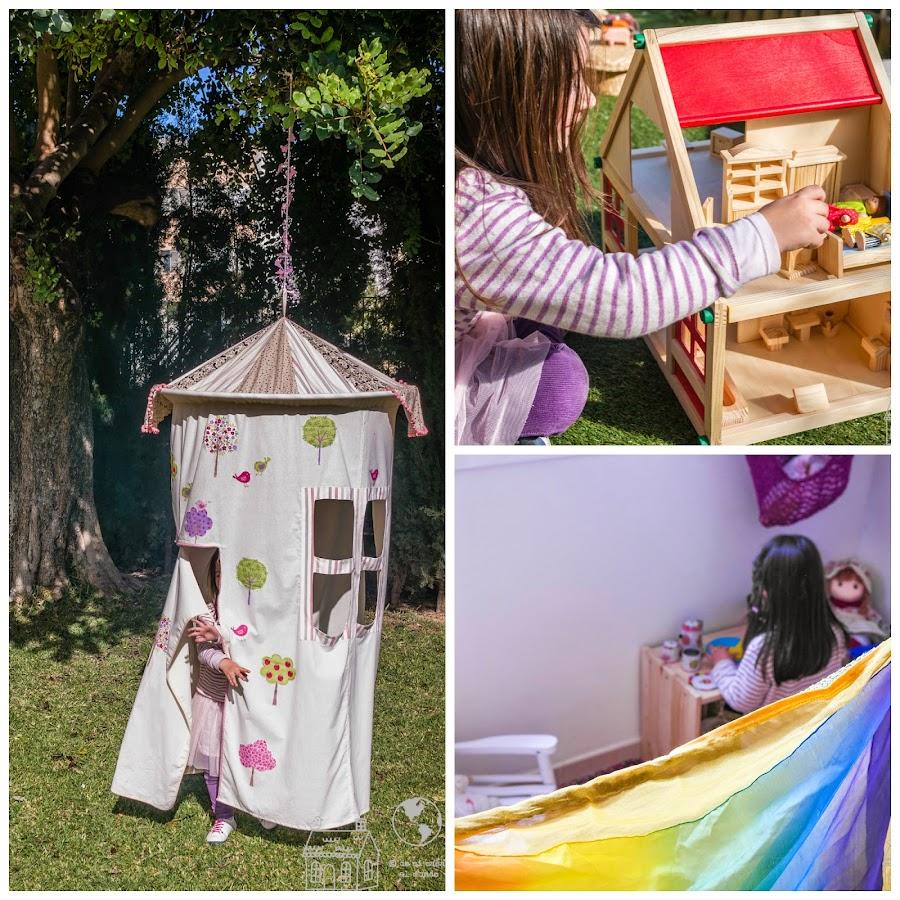 casas de muñecas diy