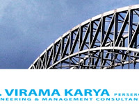 PT Virama Karya (Persero) - Recruitment For Accounting, Legal Staff, Programmer, HRD Virama Karya March 2018