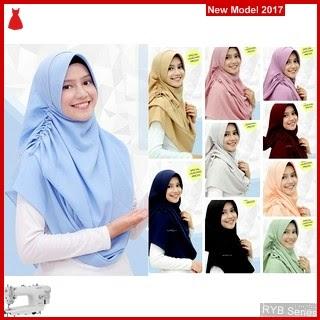 RYB013B Pashmina Instan Cantik  Murah  BMG Online Shop