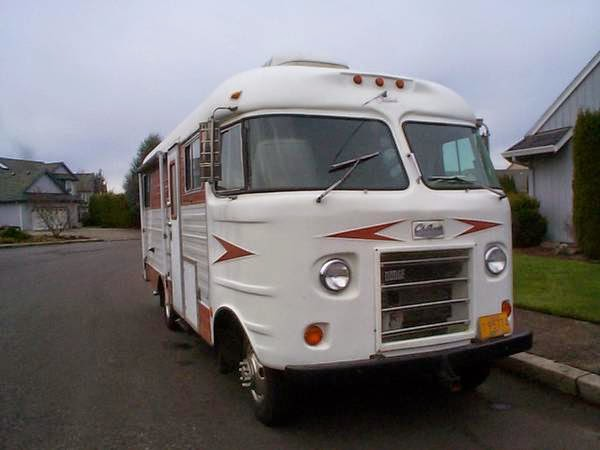 Used RVs 1969 Dodge Chinook Motorhome For Sale by Owner