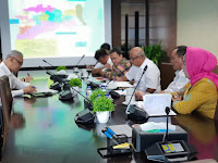 Bupati Tuba Melakukan Audiensi Bersama Kementrian PUPR RI Jakarta Upaya Percepatan Ekonomi Dan Pembangunan
