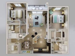 renovasi rumah, desain ruangan rumah minimalis, biaya interior rumah, arsitek rumah murah, jual desain rumah