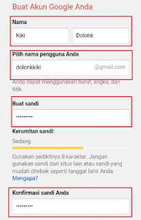 buat email gmail