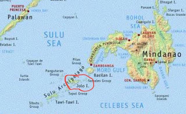 WNI Korban Penculikan Kelompok Abu sayyaf diduga Ada di Pulau Jolo