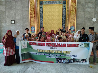 Tim PKM-M Universitas Mataram Berdayakan TPQ Melalui Program ALICE (AL-QUR'AN LEARNING CENTER)