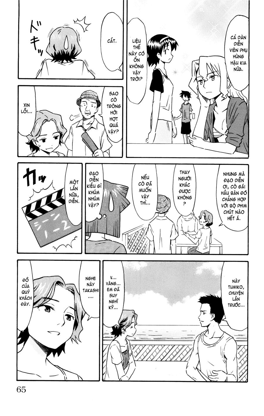 Shinryaku! Ika Musume Chap 122 - Truyen.Chap.VN