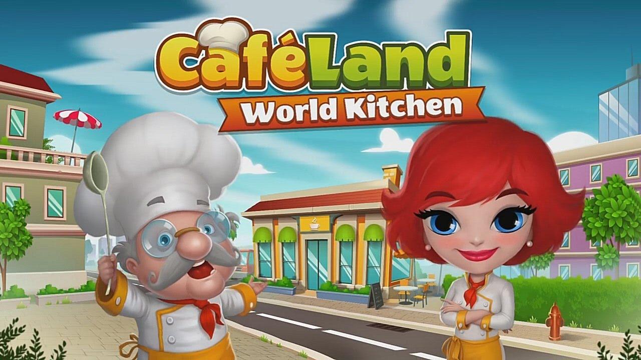 Cafeland - Star World v2.0.23 MOD APK