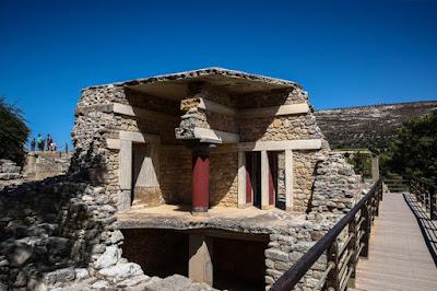 Πόλεμοι στο προϊστορικό Αιγαίο: Πόσο φιλειρηνικοί ήταν στα αλήθεια οι Μινωίτες;
