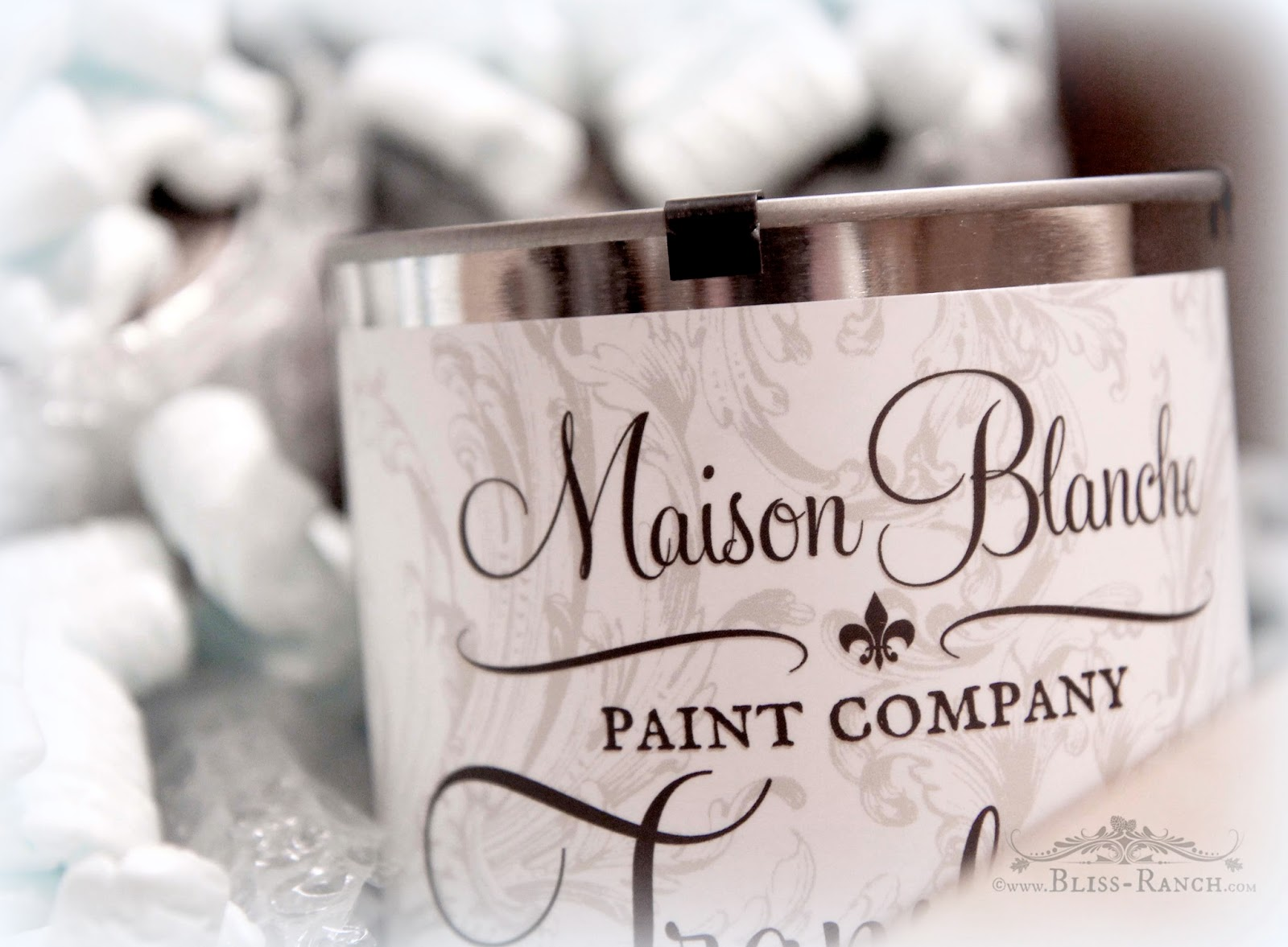 #maisonblanchepaint  #paintedfurniture