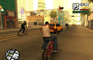 GTA SAN ANDREAS FOR PC