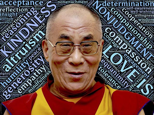 37 frases inspiradoras del Dalai Lama para la iluminación