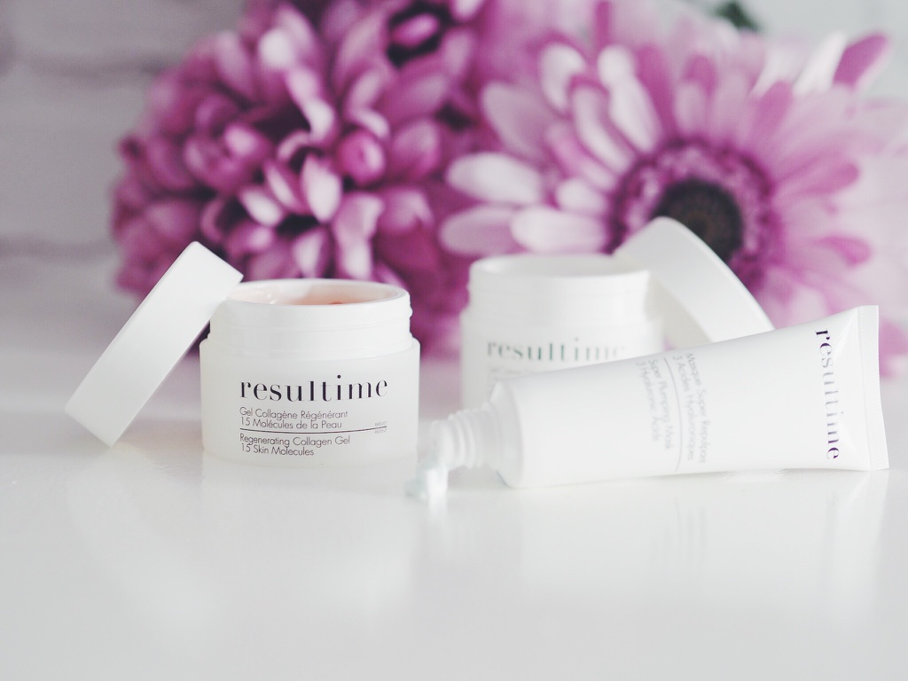 resultimeskincare, bbloggers, skincareroutine, skincare, collagengel, resultime, beautypost, beautybloggers