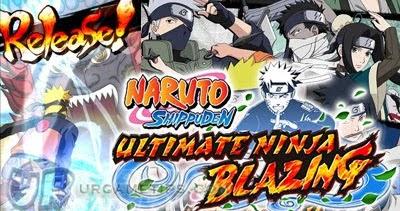 Ultimate Ninja Blazing Mod v1.5.6 Apk Update Terbaru