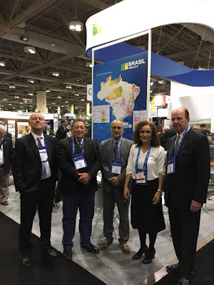 CPRM apresenta no Canadá potencial mineral do Brasil para investimentos